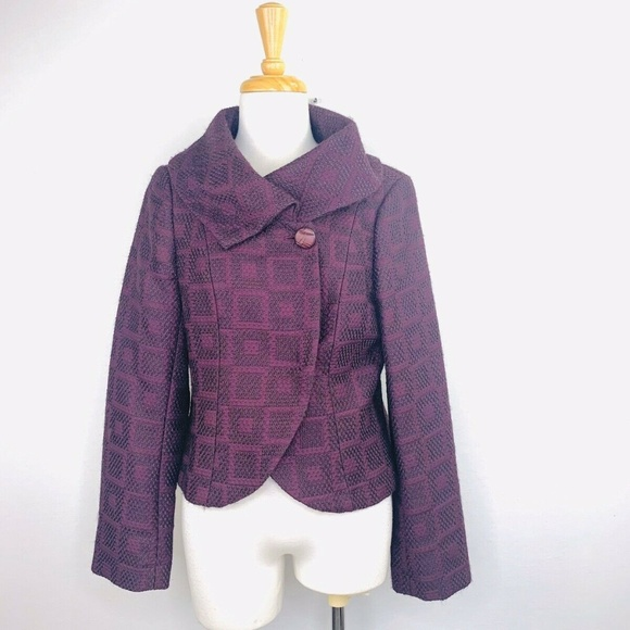 Austin Reed Jackets Coats Austin Reed Vintage Bolero Blazer Lattice Tweed Poshmark